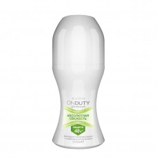 "Avon ONDUTY Дезодорант-антиперспирант с шариковым аппликатором ""Абсолютная свежесть"" для женщин, 50 мл"