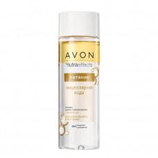 """Avon True Nutra Effects Мицеллярная вода с маслом ши """"Питание"""", 200 мл"""