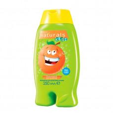 """Avon Naturals Детский гель для душа/пена для ванн """"Оранжевое настроение"""", 250 мл"""