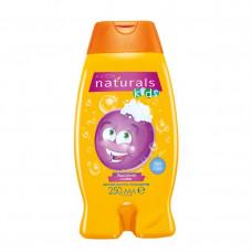 "Avon Naturals Детский шампунь-кондиционер ""Задорная слива"", 250 мл"