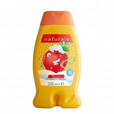 """Avon Naturals Детский шампунь-кондиционер """"Яблочное веселье"""", 250 мл"""