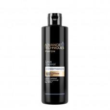 """Avon Advance Бальзам-ополаскиватель для осветленных и мелированных волос """"Ослепительный блонд"""", 400 мл"""