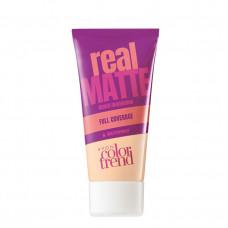 Avon Color Trend Матирующий тональный крем для лица