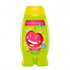 """Avon Naturals Детский гель для душа/пена для ванн """"Вишневая радость"""", 250 мл"""
