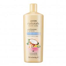 """Avon Naturals 2 в 1 шампунь-кондиционер для волос """"Кокос и цветок тиаре"""", 700 мл"""