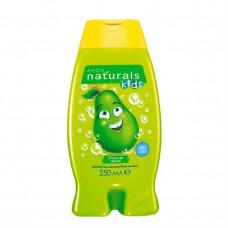 "Avon Naturals Детский гель для душа/пена для ванн ""Озорная груша"", 250 мл"