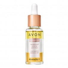 Avon Nutra Effects Антивозрастной трехфазный эликсир для лица, 30 мл
