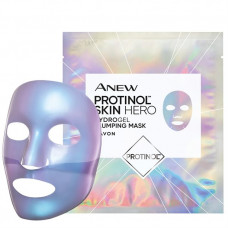"Avon Anew Гидрогелевая маска для лица ""Упругая кожа"""