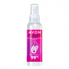 "Avon Care Лосьон-спрей для рук ""Антибактериальный эффект"", 100 мл"