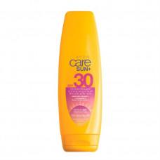 """Avon Care Sun+ Солнцезащитный увлажняющий лосьон для тела """"Нежная защита"""" SPF 30. Высокая степень защиты, 150 мл"""