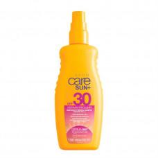 Avon Care Sun+ Увлажняющий быстросохнущий солнцезащитный спрей для лица и тела SPF 30, 150 мл