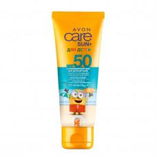 Avon Care Baby Солнцезащитный крем для детской кожи SPF 50, 120 мл