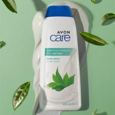 Avon Care Успокаивающий лосьон для тела с экстрактом чайного дерева, 400 мл