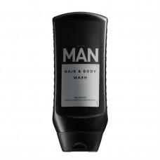 Шампунь-гель для душа для мужчин Avon Man, 250 мл