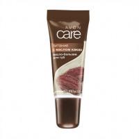 """Avon Care Масло-бальзам для губ с маслом какао """"Питание"""" 10 мл"""