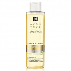 Avon True Nutra Effects Легкое очищающее масло для лица