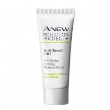 """Avon Anew Антиоксидантная очищающая маска для лица с глиной """"Заряд сияния"""""""