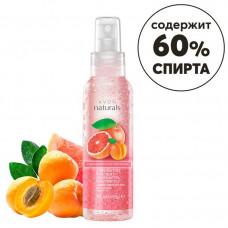 """Avon Naturals Лосьон-спрей для тела с ароматом розового грейпфрута и абрикоса """"Средиземноморские приключения"""", 100 мл"""