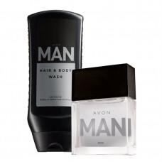 Набор для мужчин Avon Man 30 мл