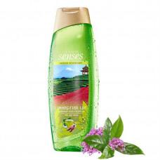 "Avon Senses Гель для душа ""Зеленый чай и вербена"", 250 мл"